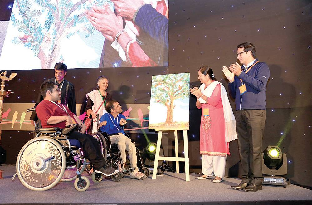 The long journey of finding ability in disability